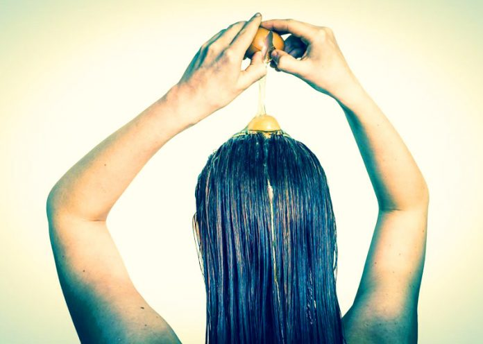 Tuorlo d uovo contro la caduta dei capelli e l alopecia - Benessere ... 3cdc96103032