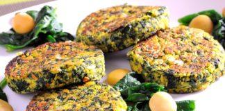 Zuppa, polpette e burger di lupini (legumi proteici di qualità)