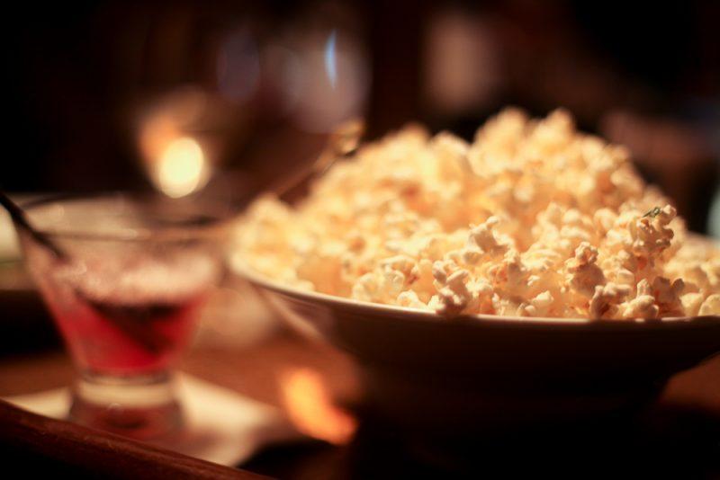 popcorn fai da te