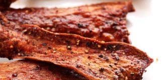 Ricetta per il bacon vegano (con 5 alimenti differenti)