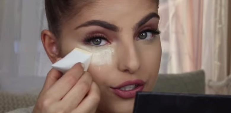 bicarbonato per lo scrub viso