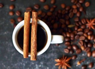 Caffè e cannella: un binomio vincente per accelerare il metabolismo