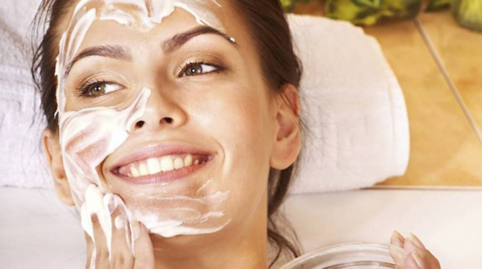 detergente naturale per il viso