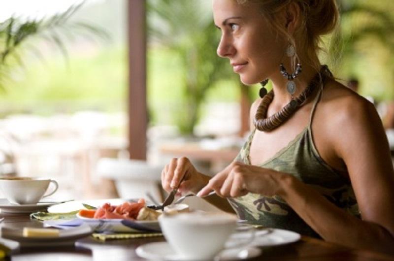 mangiare bene senza stress