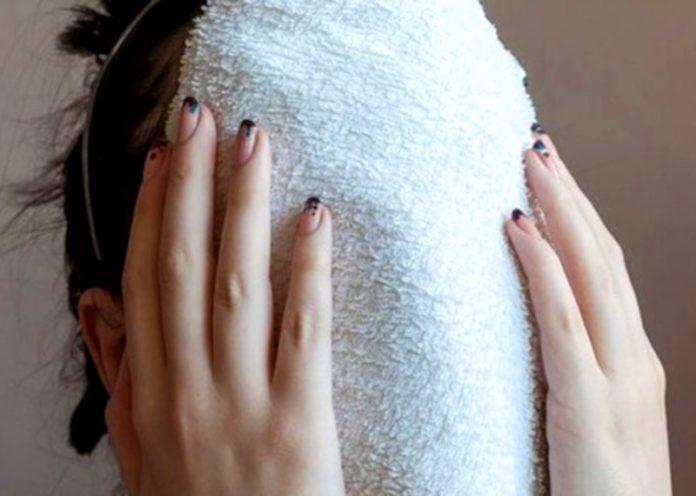 Pro e contro dell'uso dell'asciugamano per detergere il viso