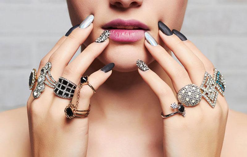 unghie perfette e alla moda