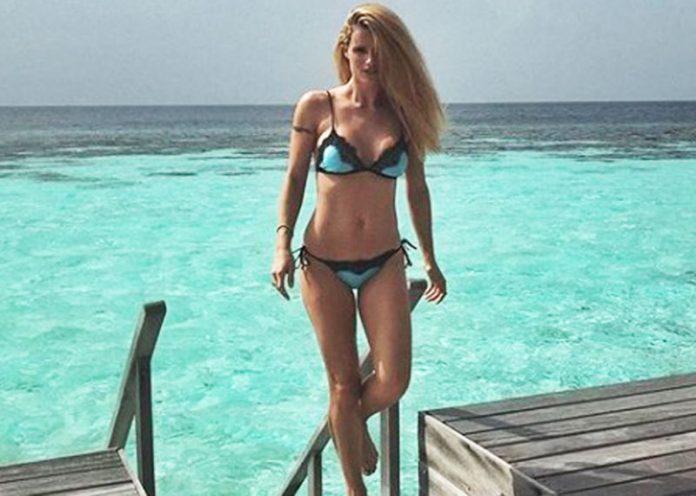Michelle Hunziker e i segreti del suo fisico perfetto
