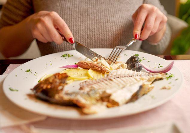mangiare pesce per il sistema immunitario