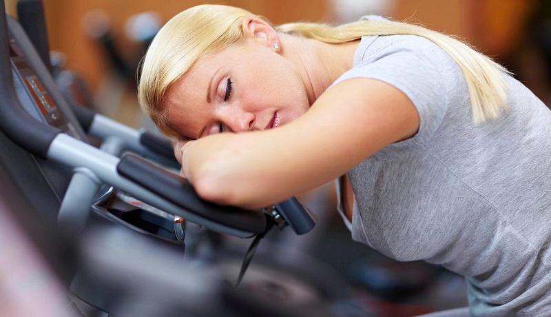 poco movimento rallenta il metabolismo