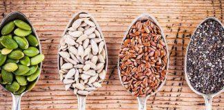 Semi oleosi, i 5 più benefici da mangiare