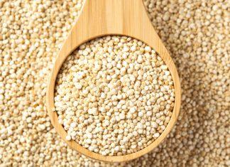 Quinoa, ottima esfoliante naturale per la pelle del viso