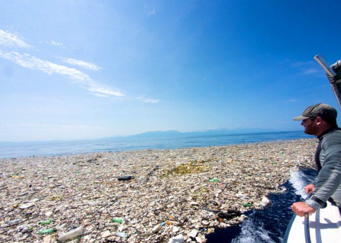 Barriera corallina nei Caraibi sommersa da 15 chilometri di spazzatura e plastica