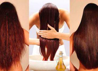 Bicarbonato e aceto di mele per capelli puliti più a lungo
