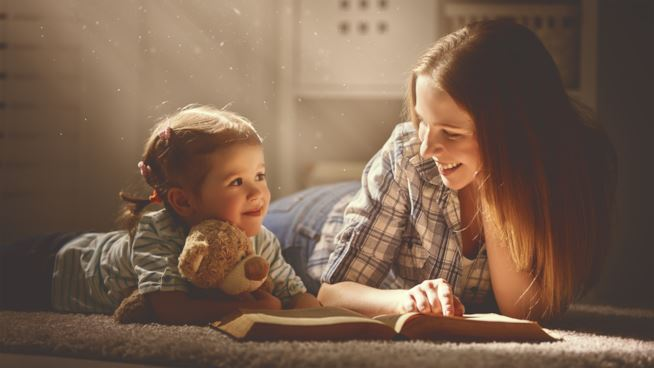 i bambini amano riascoltare le stesse storie