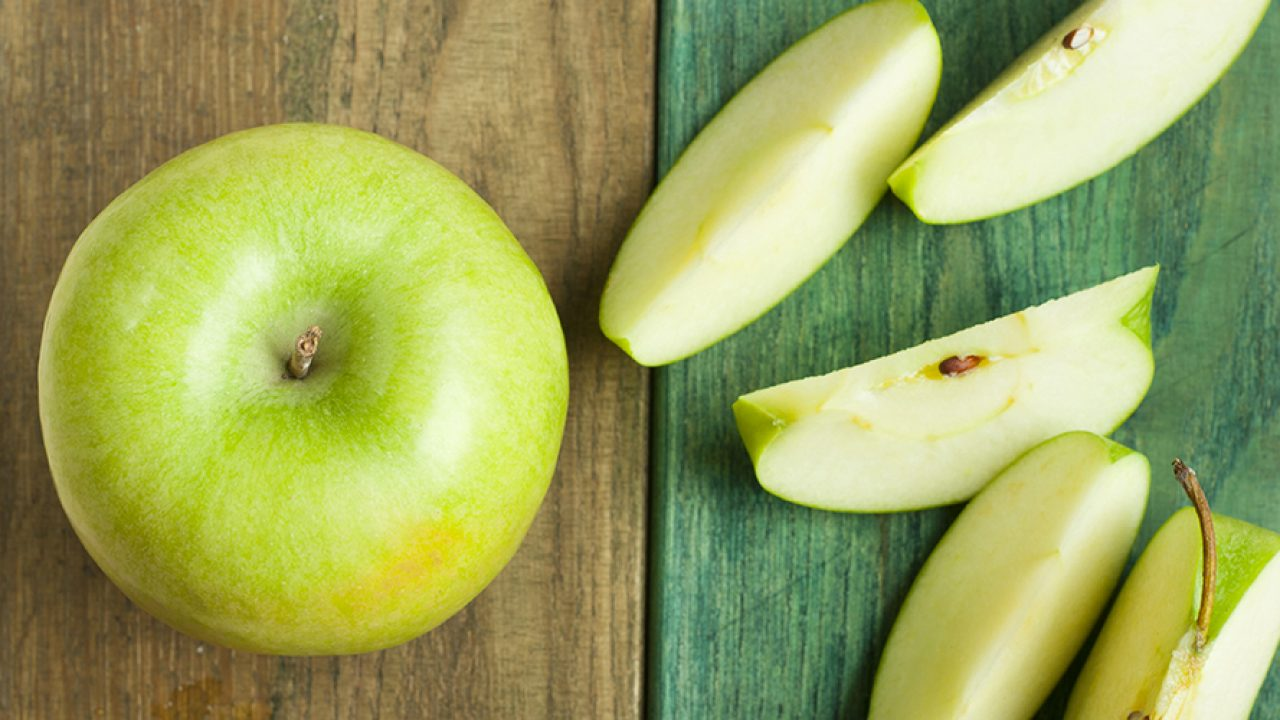 dieta allo yogurt e mela verde