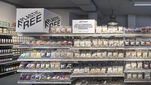 supermercato plastic free