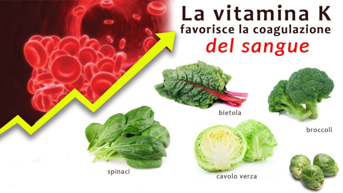 vitamina k benefici