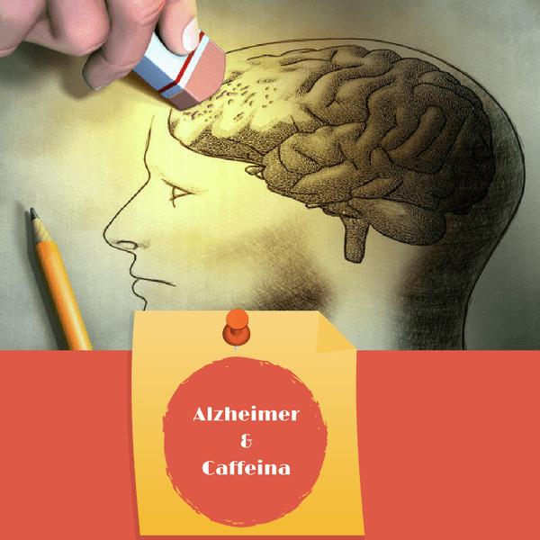 caffeina e alzheimer, uno studio