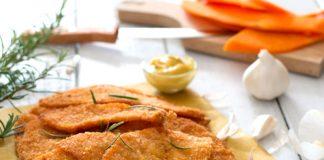 Cotolette di zucca, una ricetta vegan e veloce, adatta anche ai bambini
