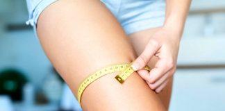 Dieta pre-natalizia per snellire le cosce
