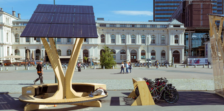 Oslo, capitale green