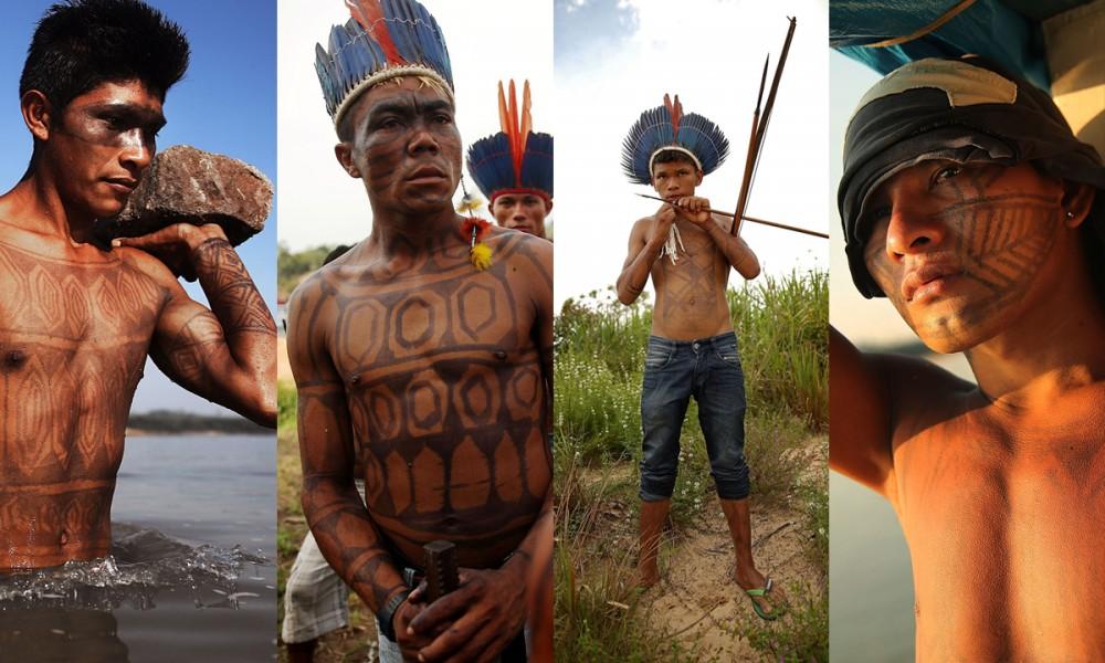 Indigeni a protezione della foresta amazzonica