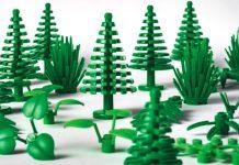La LEGO abbandona la plastica per diventare 100% ecologica e sostenibile