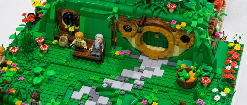 L'azienda LEGO punta all'ecosostenibilità