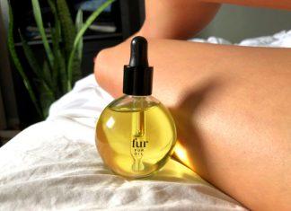 FUR, l'olio naturale per peli pubici (per evitare la depilazione)