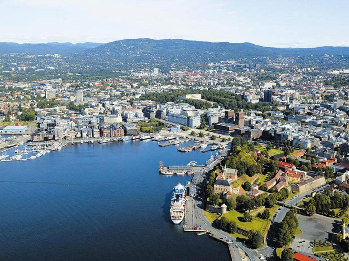 Oslo, capitale green europea 2019