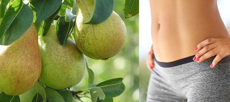 dieta della pera