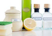 Come pulire le guarnizioni degli elettrodomestici con prodotti naturali
