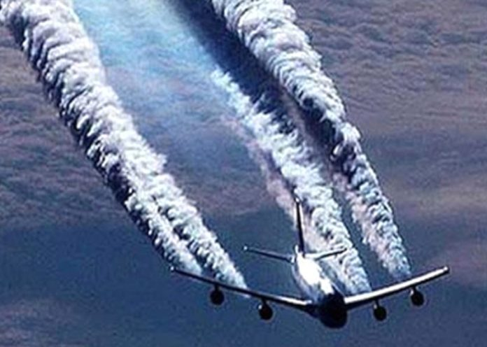 Riscaldamento globale: aerosol nella stratosfera per oscurare il sole