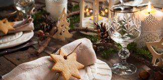 5 decorazioni(buone da mangiare) per la vostra tavola di Natale