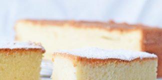 Torta di latte (senza lievito e farina)