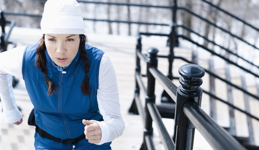 Camminare all'aperto anche in inverno migliora il sistema immunitario