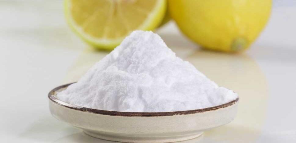 bicarbonato e limone per le vie urinarie