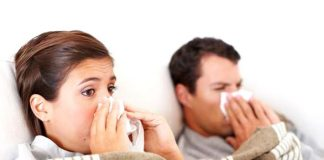 4 regole da seguire per evitare il contagio influenzale in famiglia