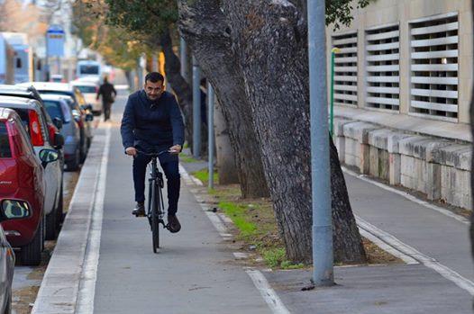 A Bari, bonus per chi va a lavoro in bicicletta