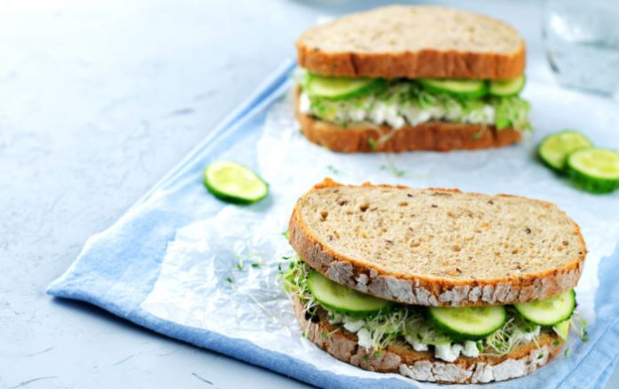 Dieta del panino, ideale per chi pranza in ufficio