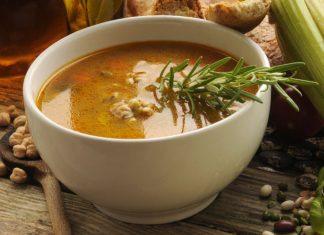 Dieta della zuppa: 7 minestre per 7 giorni