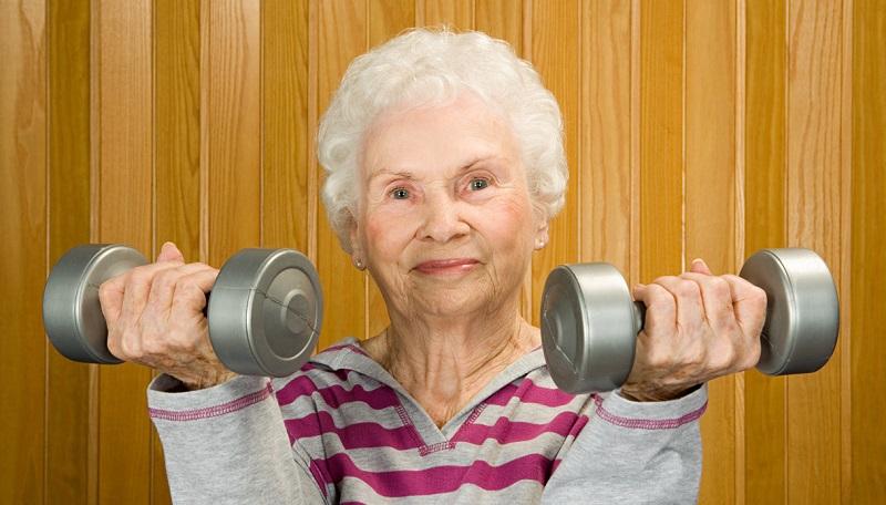 attività fisica da anziani