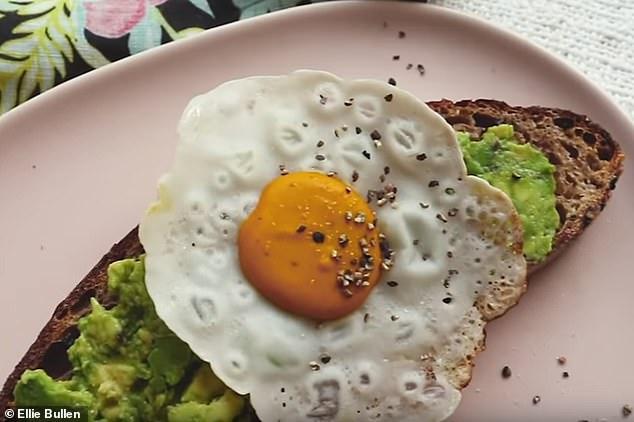 bowl per pranzo di una dietologa