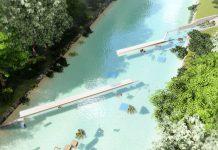 Ripulire i fiumi dalla plastica? Una tenda (in plastica) li catturerà