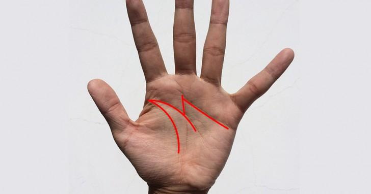 segni sul palmo della mano, lettura della mano