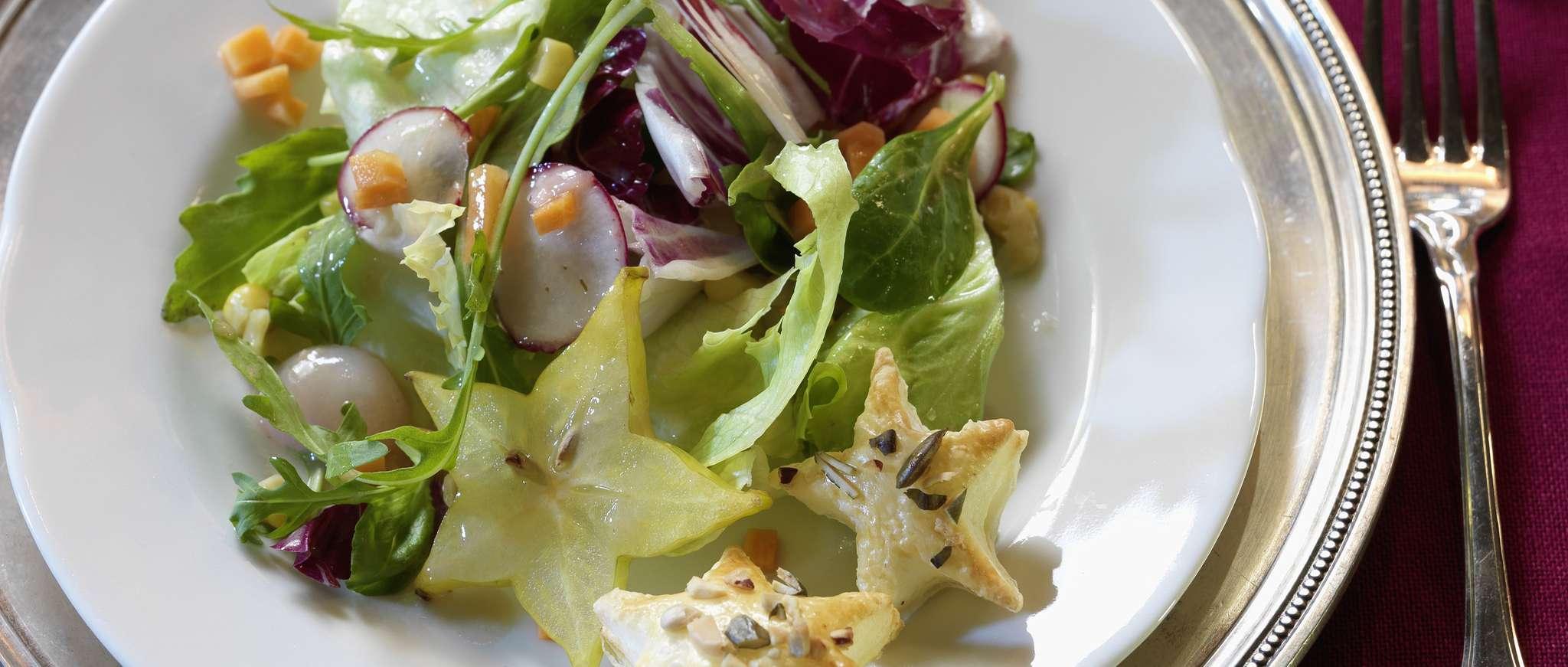 litchi insalata