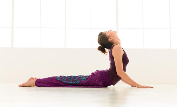 Mal di schiena e yoga