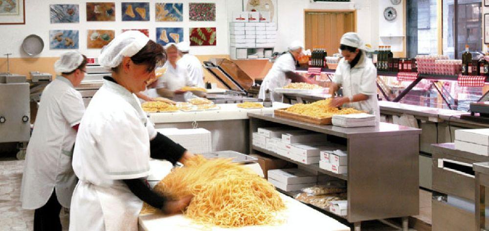 il grano e la pasta che mangiamo