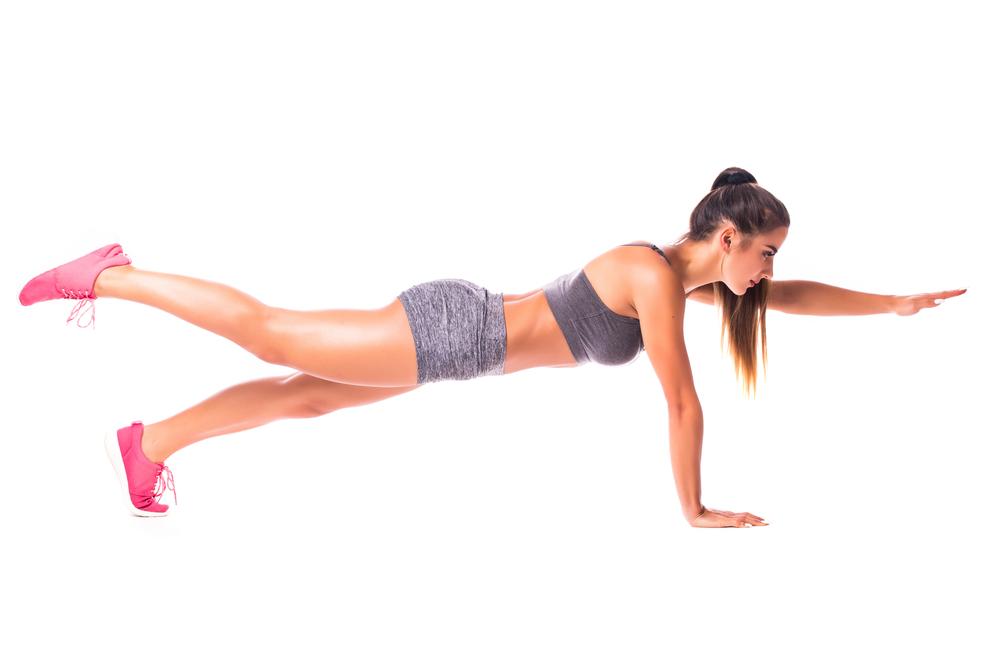 esercizi plank, come farli