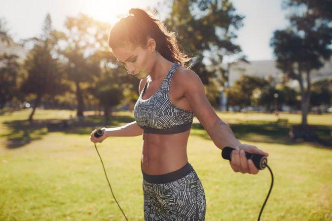 salto della corda, sport che ci fa consumare più calorie